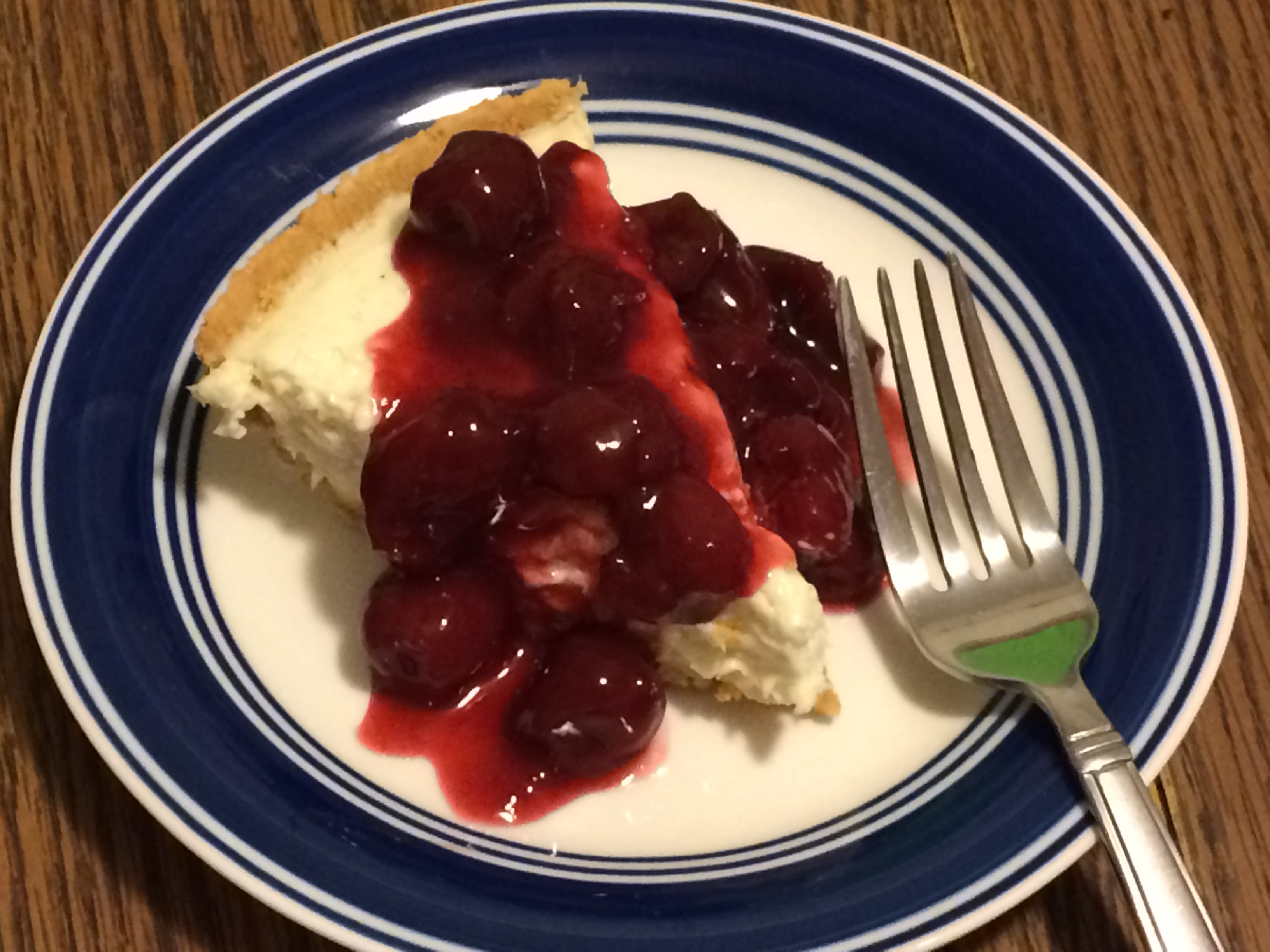 Easy Cherry Cheesecake Topping and Pie Filling